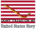 US First Navy Jack Polo Shirt