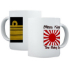 Japanese Navy Rank Mugs