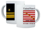 US Navy Rank Mug