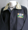 Seekrieg Crest Embroidered Golf Jacket